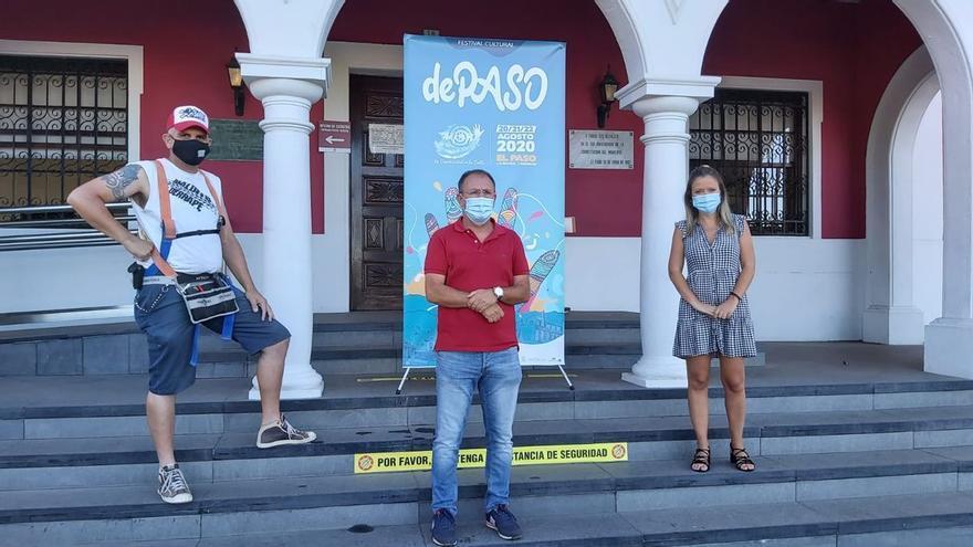 El 'VI Festival dePaso' retoma sus actividades