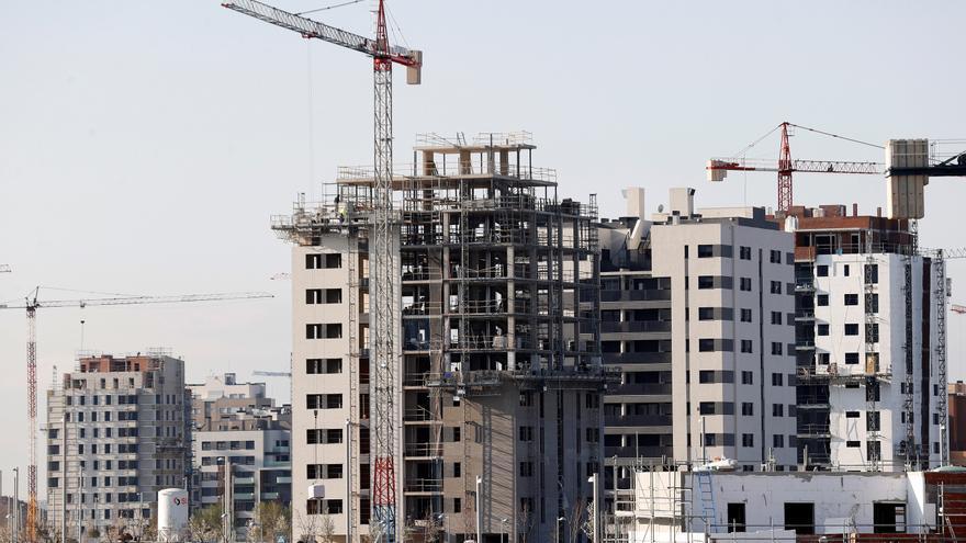 Gobierno: el sector inmobiliario ofrece mejores perspectivas tras sanearse