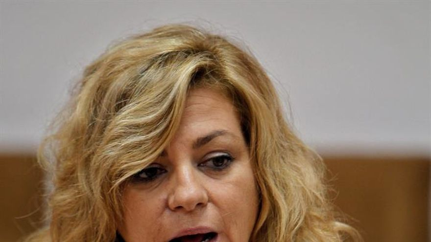 """Elena Valenciano dice que acuerdo entre UE y Turquía es de """"dudosa legalidad"""""""