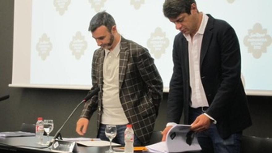 Foto: Los Directores Del Primavera Sound, Alberto Guijarro Y Pablo Soler