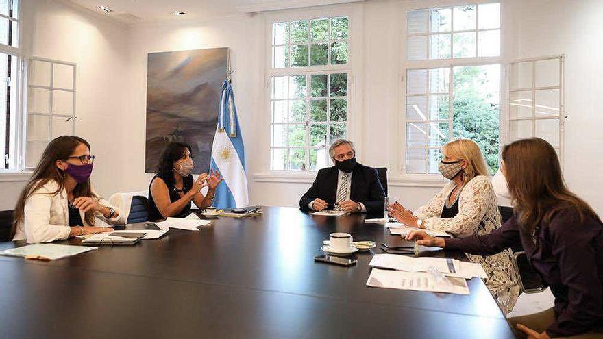 El Presidente anunció la creación del Consejo Federal para el abordaje de los femicidios