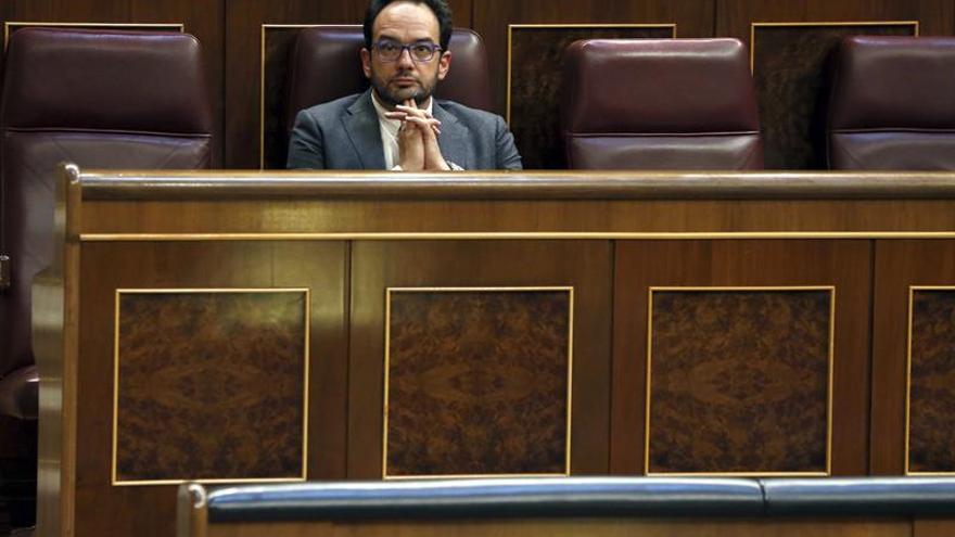 El PSOE sitúa a Antonio Hernando como portavoz de su Comité Electoral