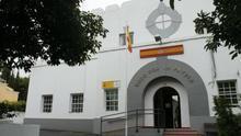 Cuartel de la Guardia Civil de Los Llanos.