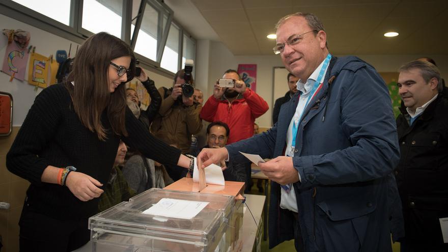 Monago voto