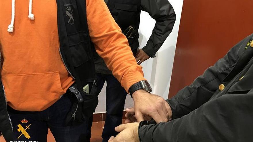 Detenido en Logroño un hombre de 47 años por corrupción de menores