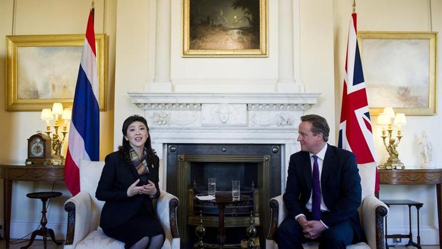 Tailandia negocia con Reino Unido un tratado de libre comercio