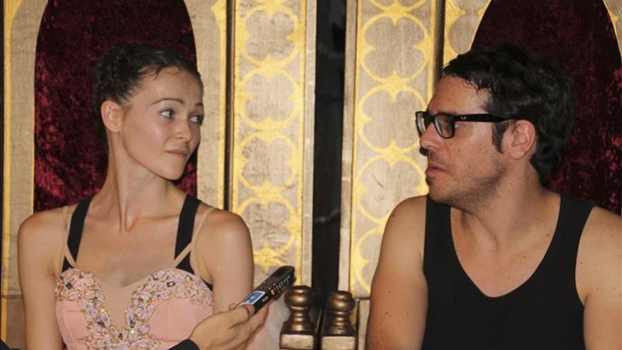 """La directora del Russian Classical Ballet dice que """"el público español se identifica mucho con el ballet"""