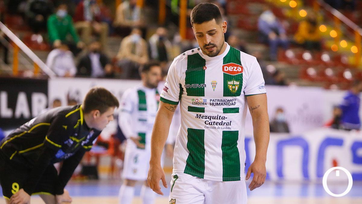 Jesús Rodríguez, jugador del Córdoba Futsal