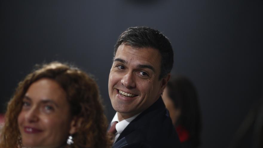 """El PSOE plantea un """"pacto político con Cataluña"""" en el marco de una reforma constitucional, que mejore su autogobierno"""