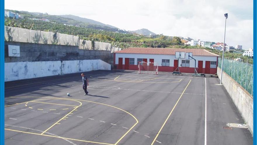 Polideportivo de Las Lomadas.