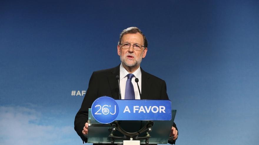 """Rajoy insiste en la gran coalición para cuatro años, pero se abre a encabezar otras fórmulas: """"Urge formar gobierno"""""""