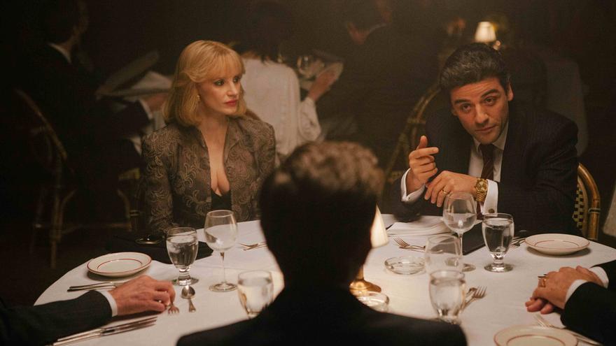 Jessica Chastain y Oscar Isaac en 'El año más violento'