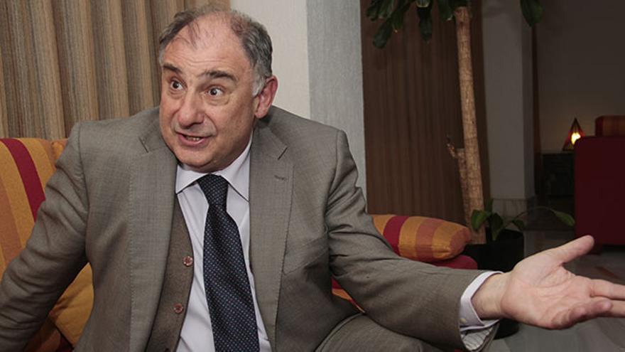 José Suay, magistrado del Supremo.