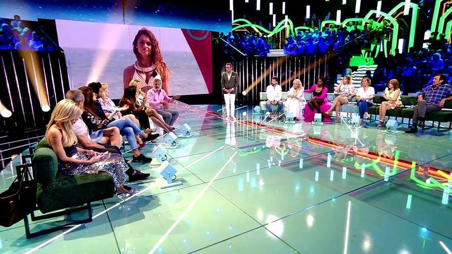 Supervivientes, en Telecinco