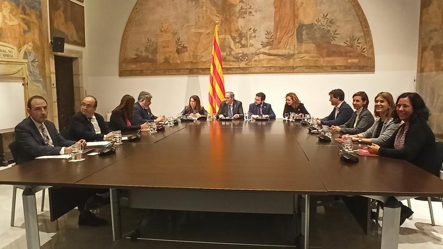 JxCat quiere que Sánchez y Torra aborden garantías como un mediador antes de reunirse los gobiernos