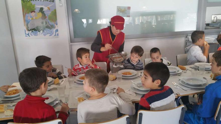 El Plan de Calidad de Comedores Escolares se aplica en 283 colegios