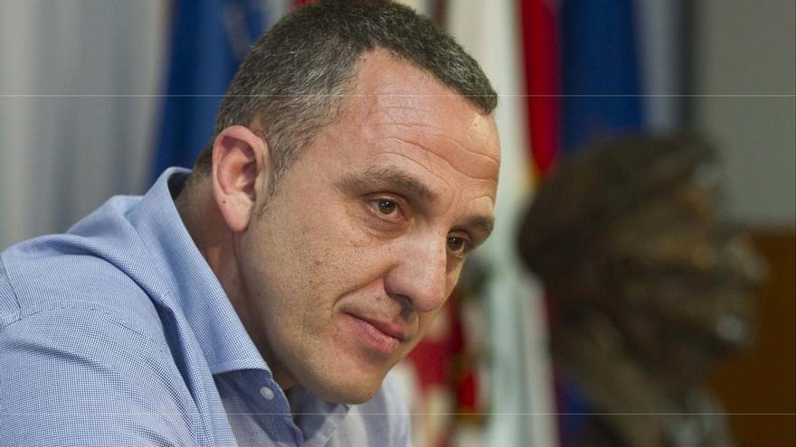 Mariano Carmona, nuevo secretario de UGT en Cantabria