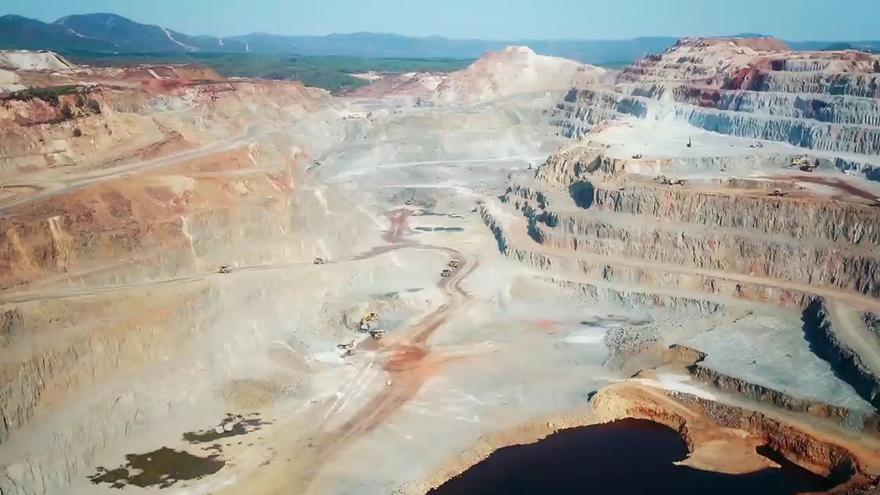 """La Junta recurrirá la sentencia del TSJA sobre la mina de Riotinto que """"no suspende la actividad"""" del proyecto"""