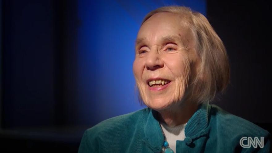 La madre de Tim Berners-Lee, en una entrevista en 2014