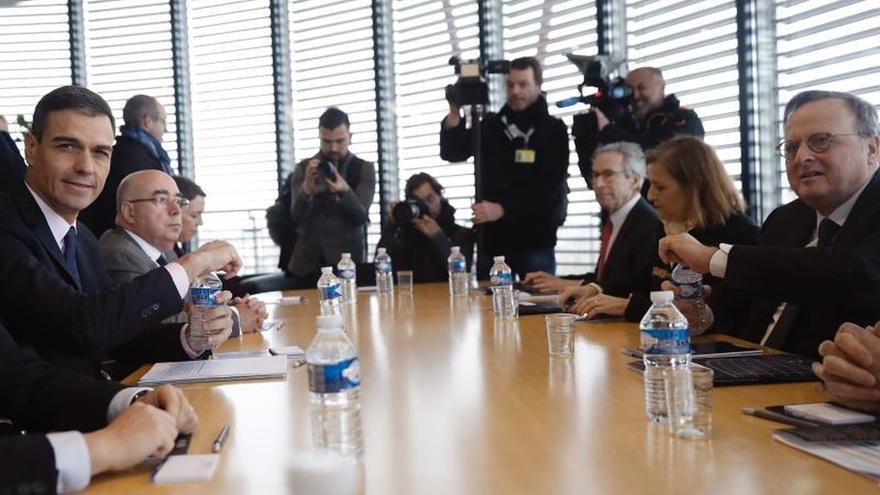 Sánchez avala la independencia judicial española a días del juicio del procés