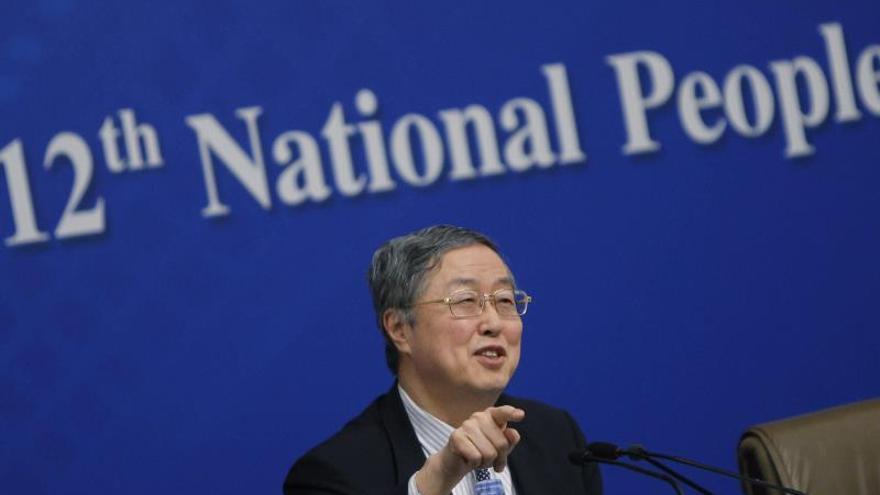 El Banco Central chino inyecta liquidez a bancos comerciales de cara al Año Nuevo