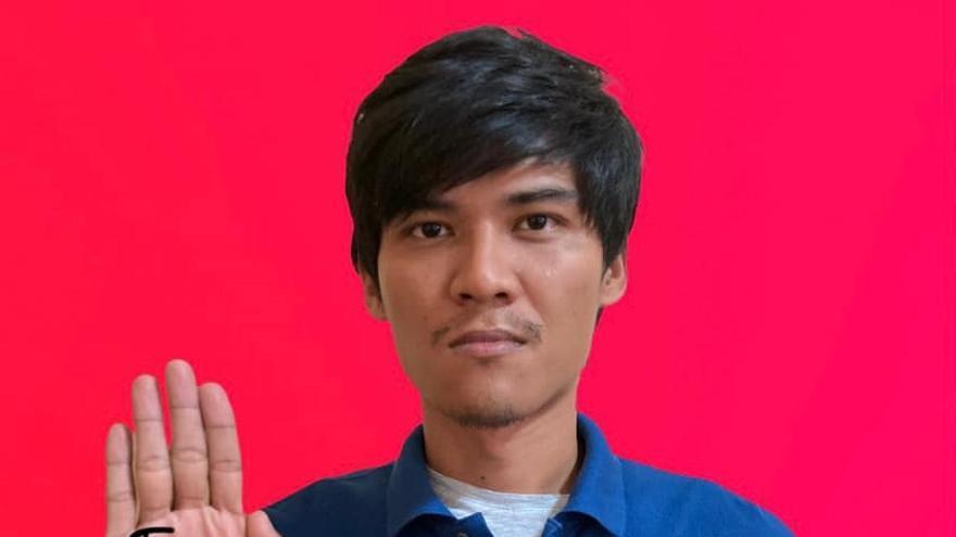 RSF insta a Alemania a dar asilo a periodista birmano varado en Fráncfort
