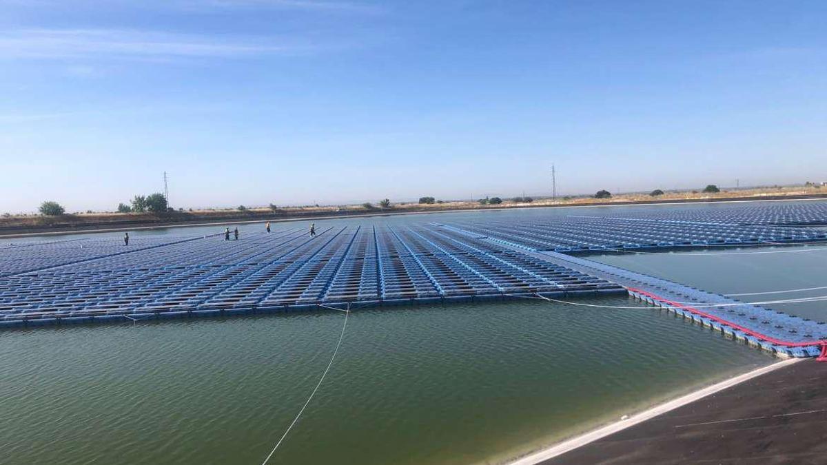 El regadío de Tierra de Barros integrará la tecnología y las nuevas energías en la gestión de los regadíos.
