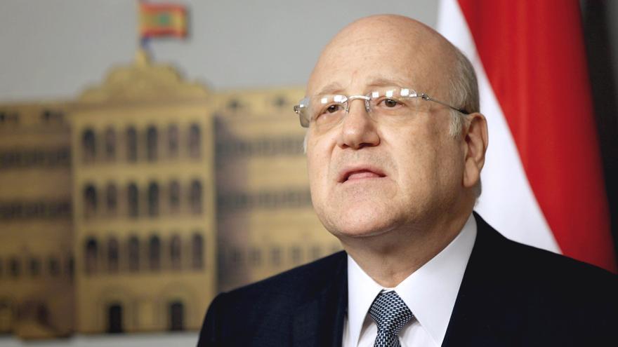 El multimillonario Najib Mikati, designado como primer ministro para formar Gobierno en Líbano