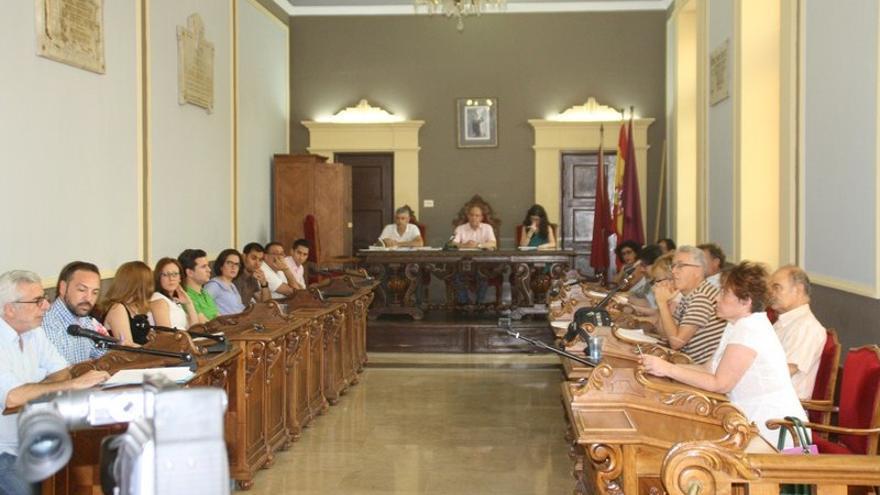 Pleno Municipal Ayuntamiento de Cieza