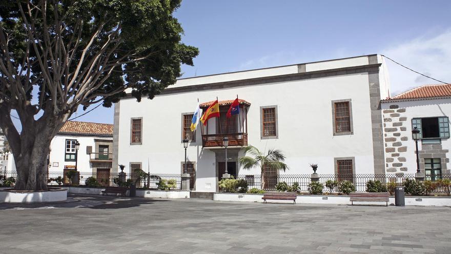 Ayuntamiento de Telde. (ALEJANDRO RAMOS)