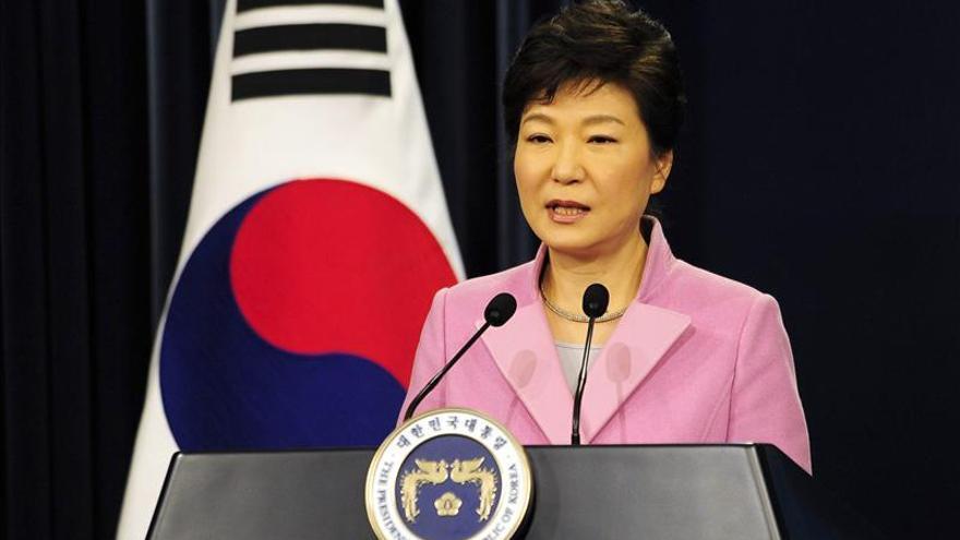 """La presidenta surcoreana advierte de que """"Corea del Norte es más impredecible que nunca"""""""