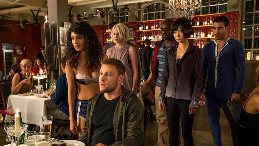 'Sense8' lanza nuevas imágenes de su segunda temporada