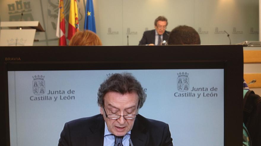 """La Junta de Castilla y León pide que se produzca """"ya"""" la integración de Banco Ceiss y Unicaja"""