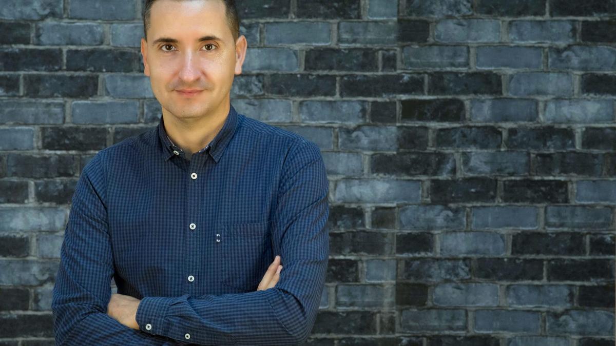 El periodista de investigación Sergi Castillo, autor de 'Operació AVL'.