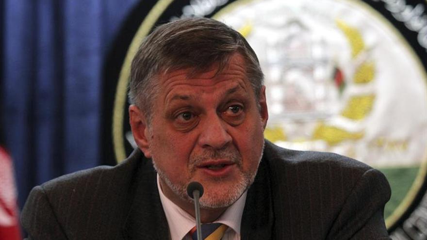 Un enviado especial de la ONU en Irak reitera el rechazo al referendo kurdo