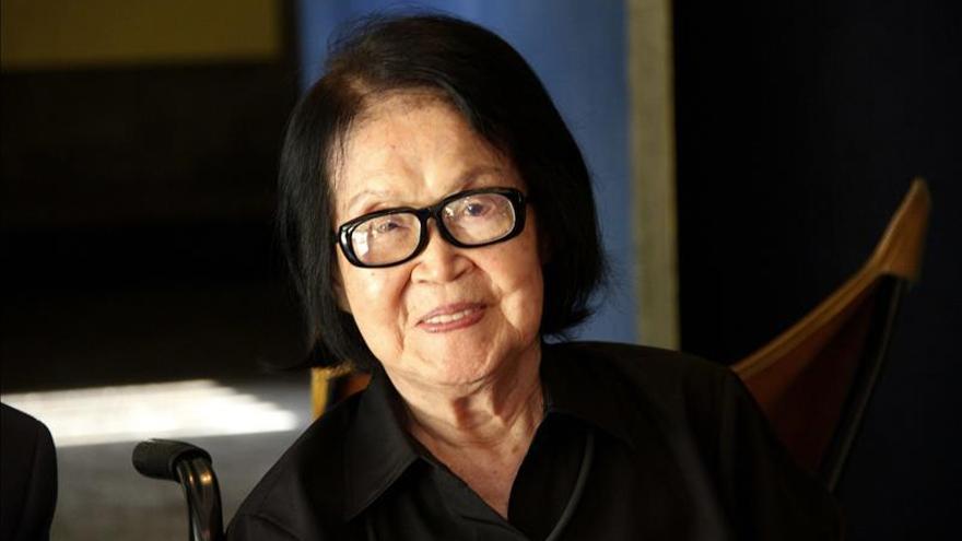 Fallece a los 101 años la artista plástica nipo-brasileña Tomie Ohtake