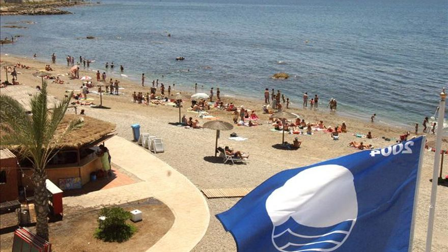 España con 648 banderas azules, 11 más que en 2012, lidera la clasificación