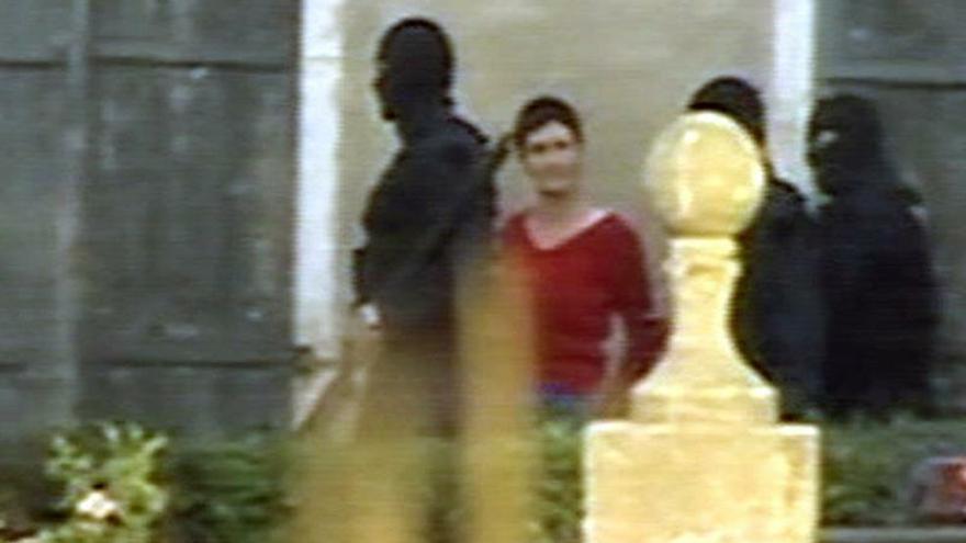 Prisión para la etarra Anboto, ya en España para responder por 12 causas