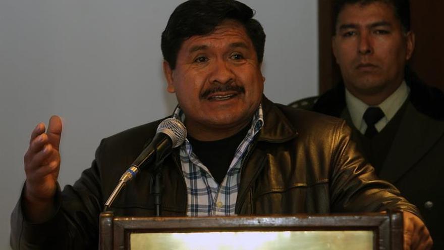Viceministro boliviano irá a Chile para una reunión sobre la lucha antinarcóticos