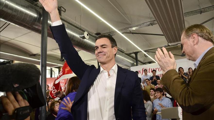"""Sánchez dice que C's es """"conservador"""" pero insiste en """"gobernar con todos"""""""