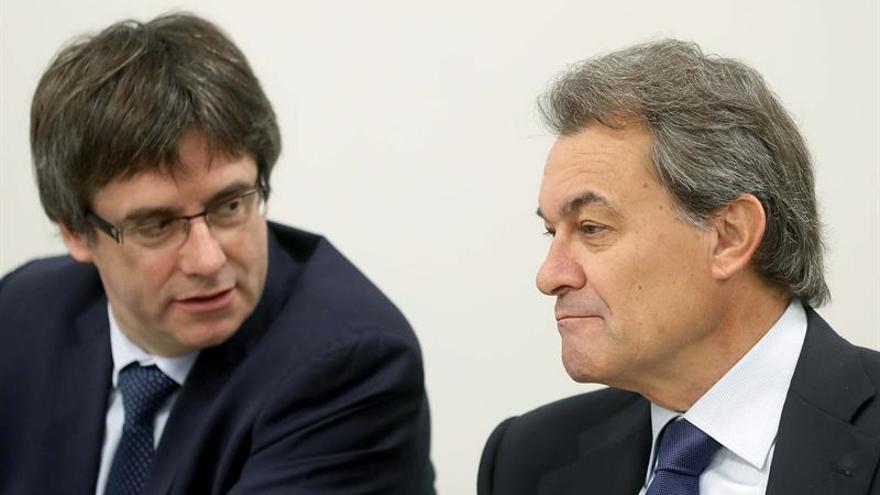 """Artur Mas cree que """"el Estado español acabará negociando con Cataluña"""""""