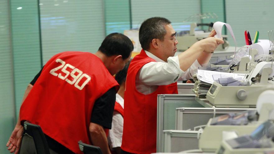 El Hang Seng baja un 0,2 % en el inicio de la sesión
