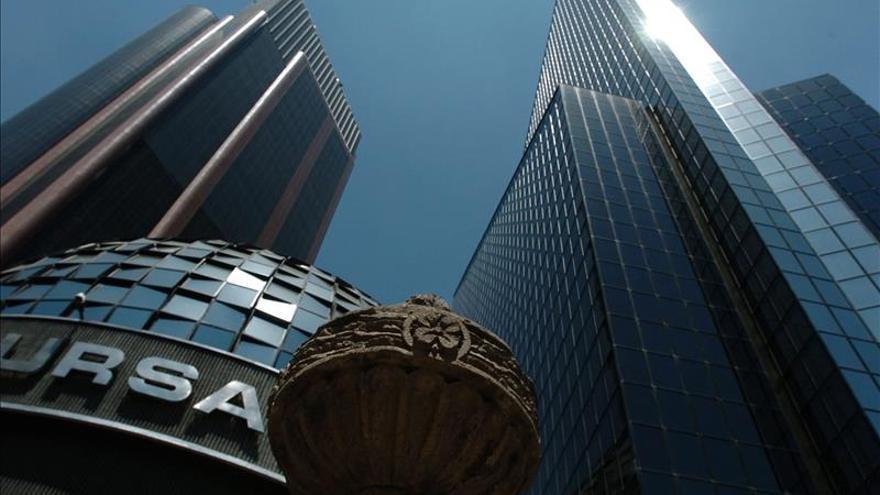Las bolsas latinoamericanas no siguen a Wall Street y pierden terreno