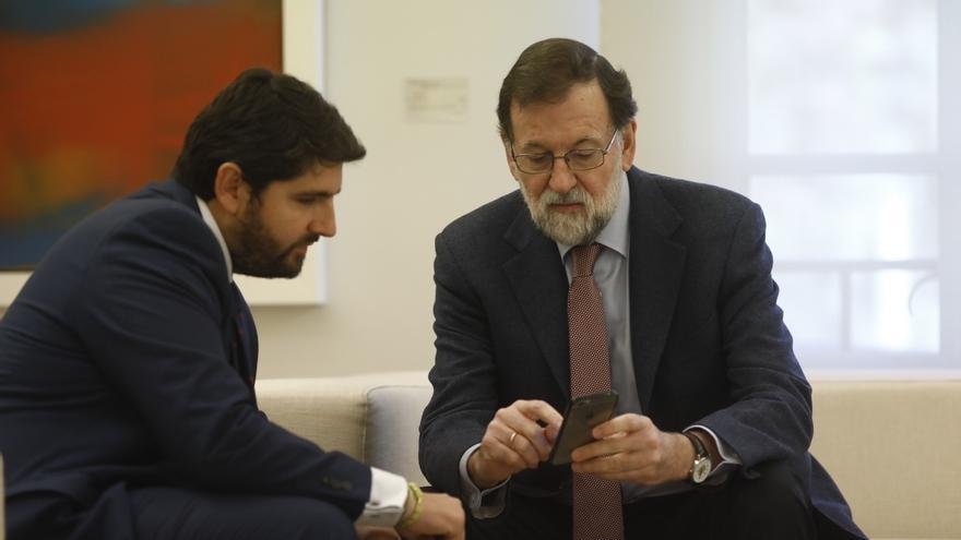 """El presidente de Murcia responde a la senadora Barreiro: """"El PP no paga lavados de imagen de nadie"""""""