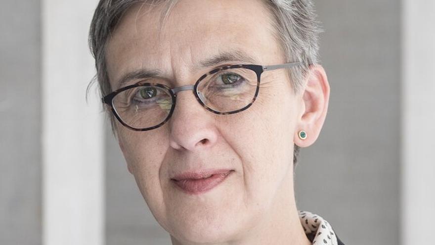 Katharina Pistor, profesora de Derecho de la Universidad de Columbia.