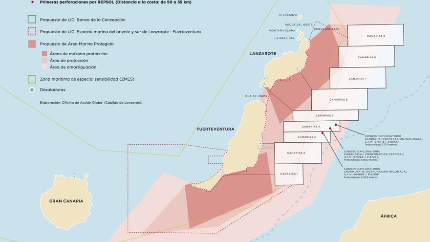 Propuesta del LIC Canarias