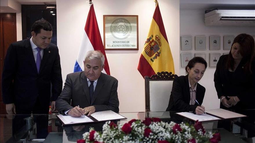 Cooperación española aportó unos 200 millones de euros a Paraguay en 23 años
