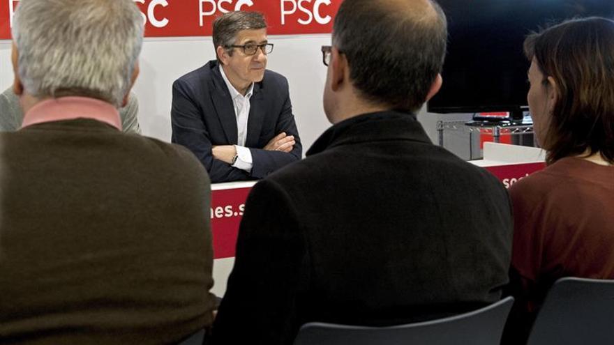 """Patxi Lopez: """"Busco unir al PSOE con un proyecto de izquierda exigente"""""""