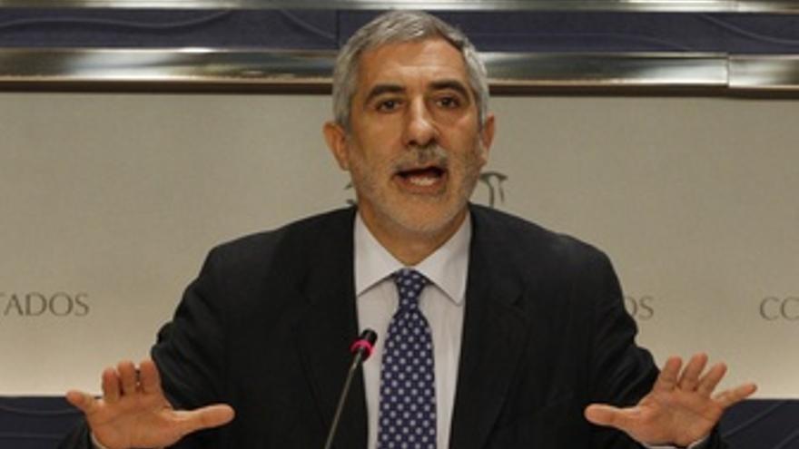Gaspar Llamazares, Diputado De IU