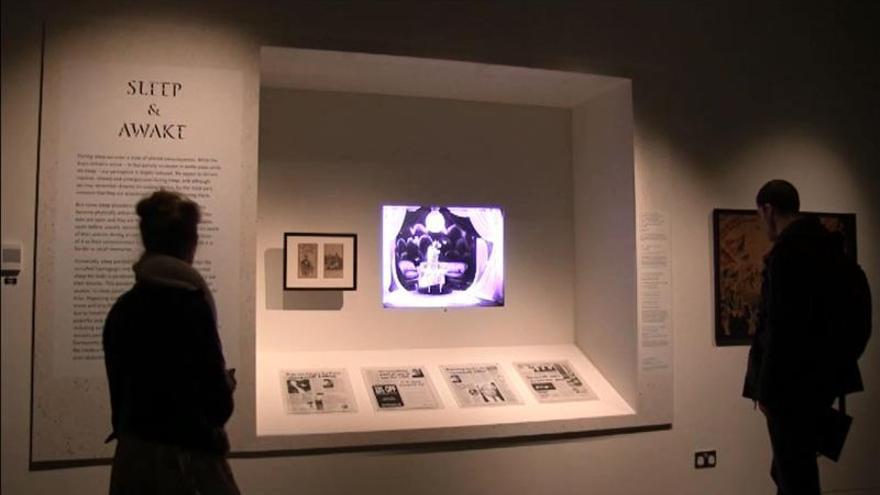 Ciencia y arte se unen para examinar los distintos estados de la consciencia